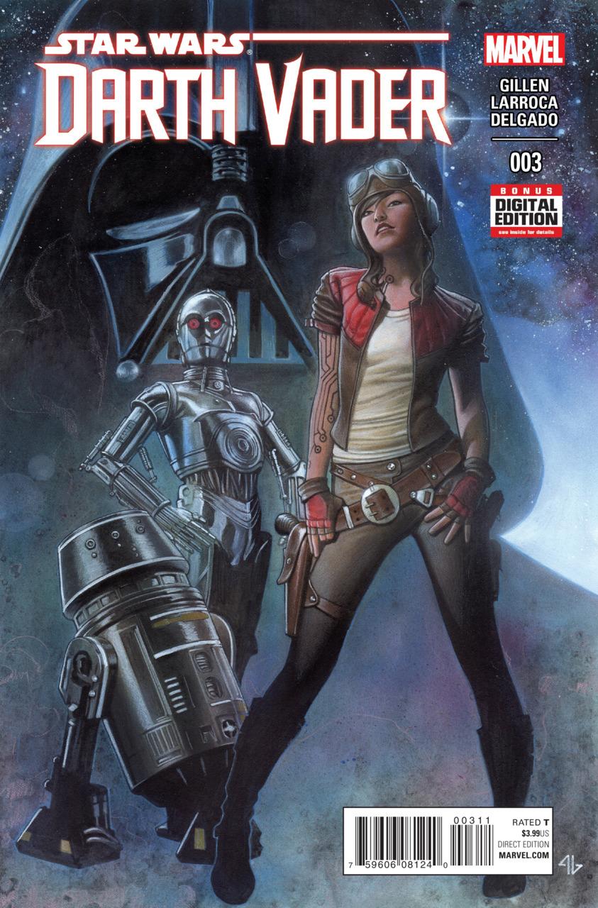Star Wars - Darth Vader 3 - Book I, Part III: Vader