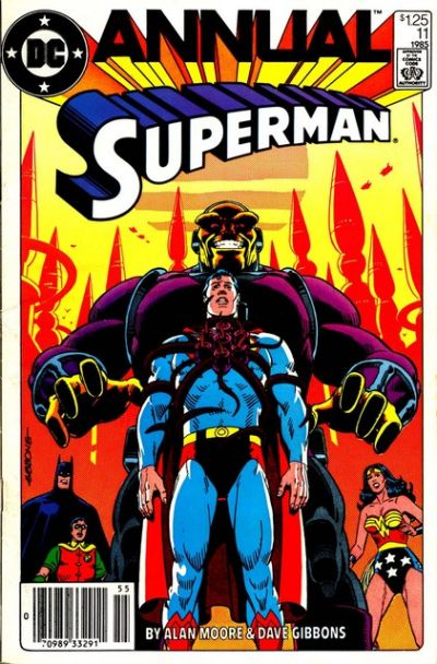 Superman 11 - For The Man Who Has Everything...