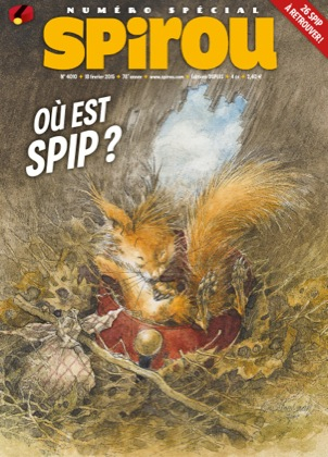 Le journal de Spirou 4010