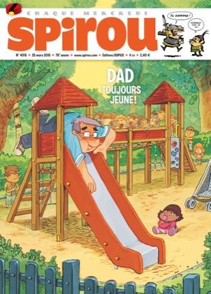 Le journal de Spirou 4015