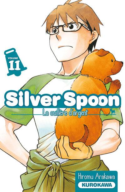 Silver Spoon - La Cuillère d'Argent 11