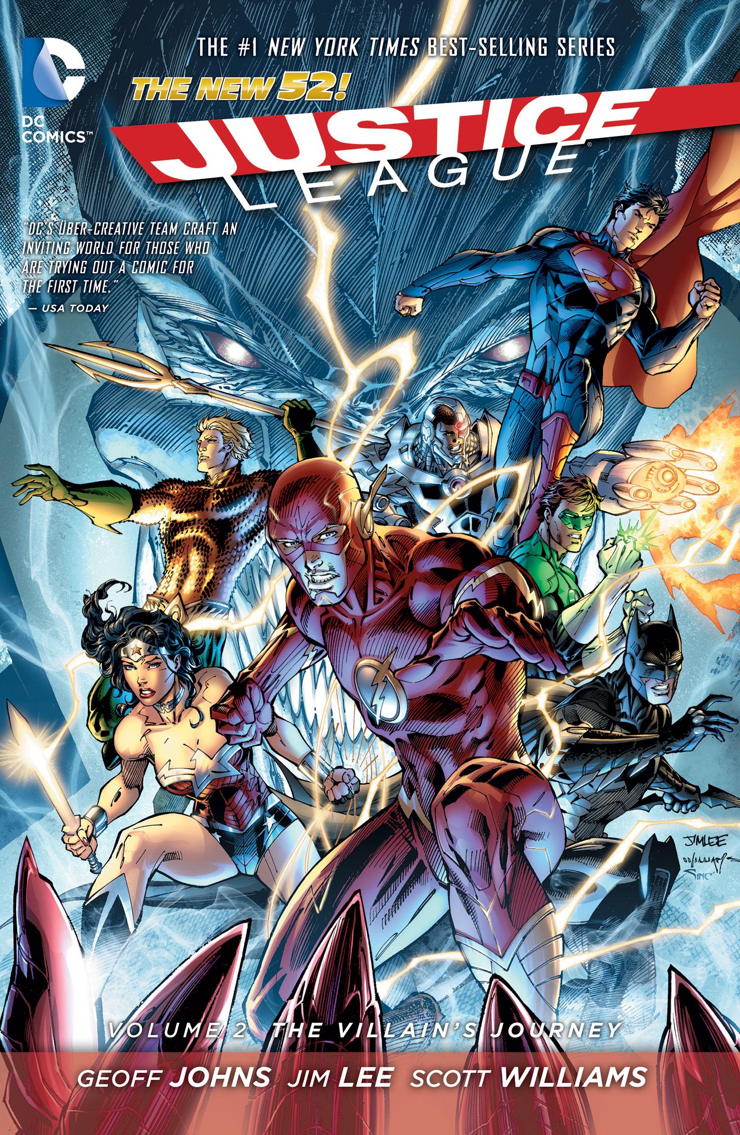 Justice League 2 - The Villain's Journey
