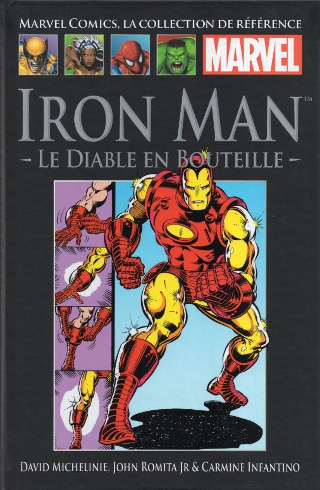 Marvel Comics, la Collection de Référence 2 - Iron Man - Le diable en bouteille
