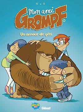 Mon ami Grompf 10 - Un amour de yéti