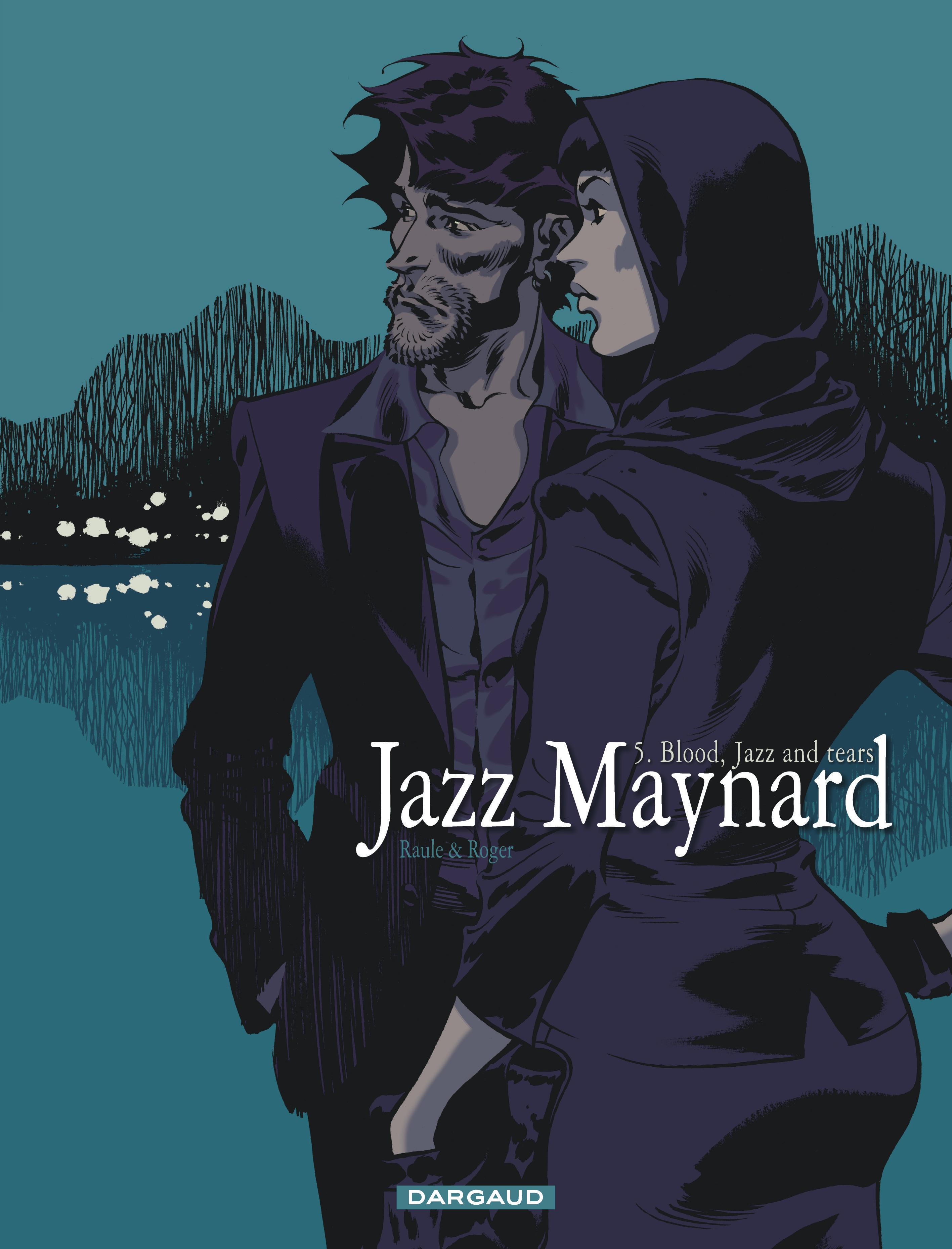 Jazz Maynard 5 - Jazz and tears