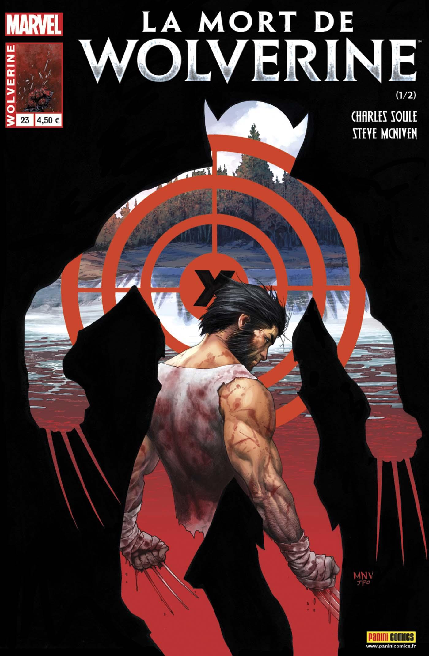Wolverine 23 - La mort de Wolverine (1/2)