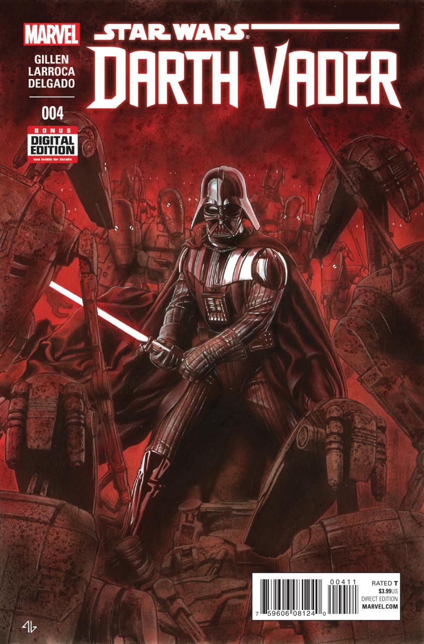 Star Wars - Darth Vader 4 - Book I, Part IV: Vader