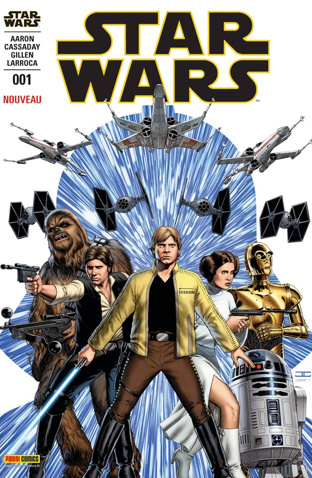 Star Wars 1 - Couverture 1/10