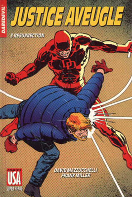 Collection Super Héros 29 - Daredevil - Justice Aveugle - 3/ Résurrection