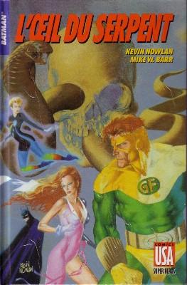 Collection Super Héros 28 - Batman - L'oeil du serpent