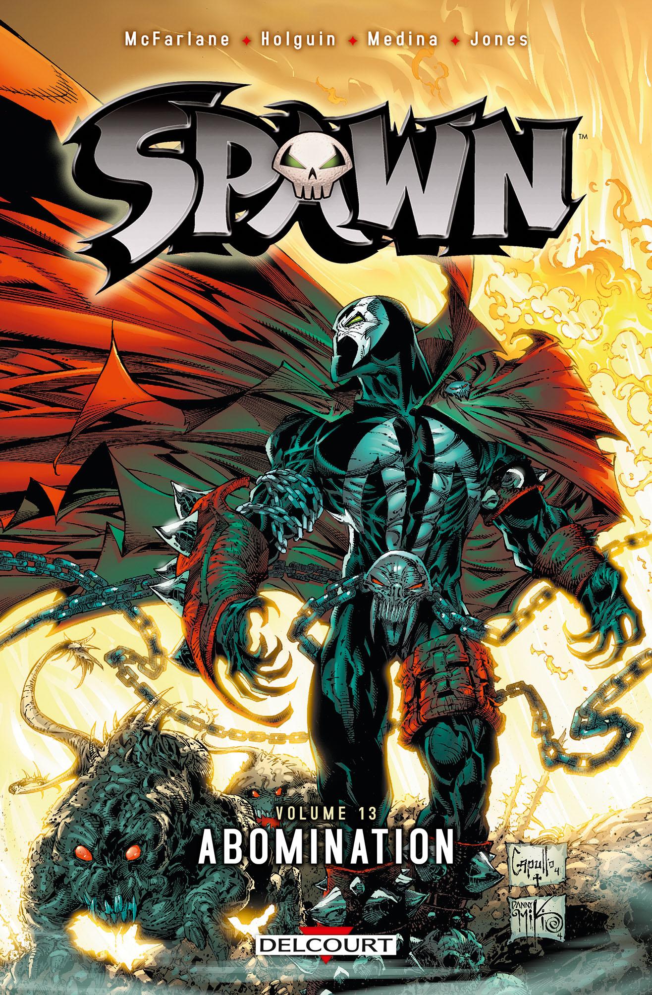 Spawn 13 - Abomination