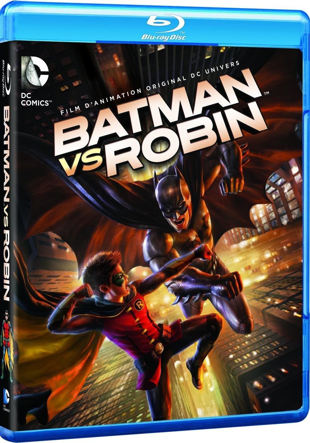 Batman contre Robin 0 - Batman vs Robin