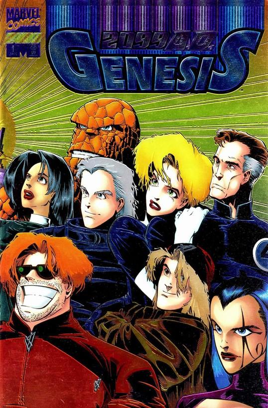 2099 A.D. - Genesis 1 - Mid Day Sun