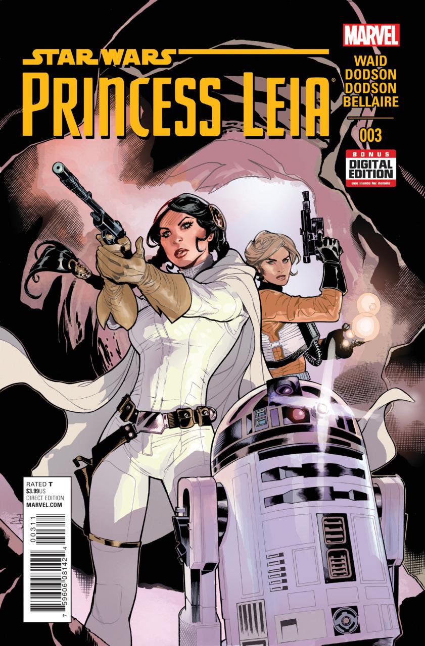 Star Wars - Princesse Leia 3 - Issue 3