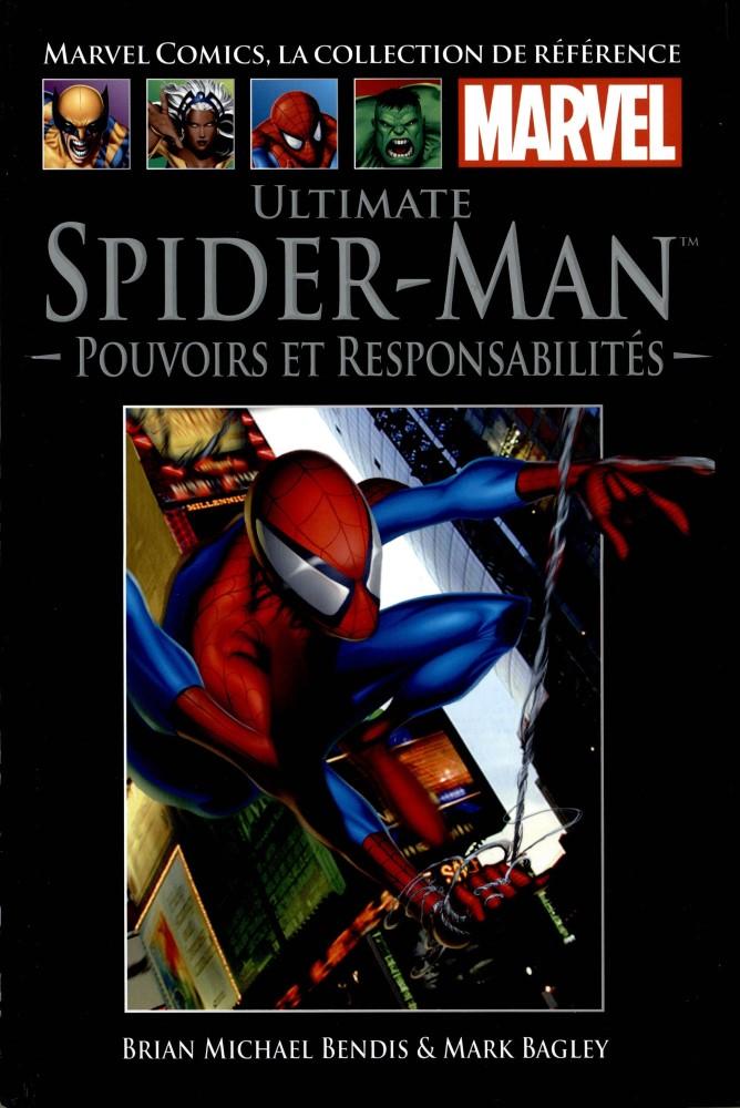 Marvel Comics, la Collection de Référence 23 - Ultimate Spider-Man - Pouvoirs et responsabilités