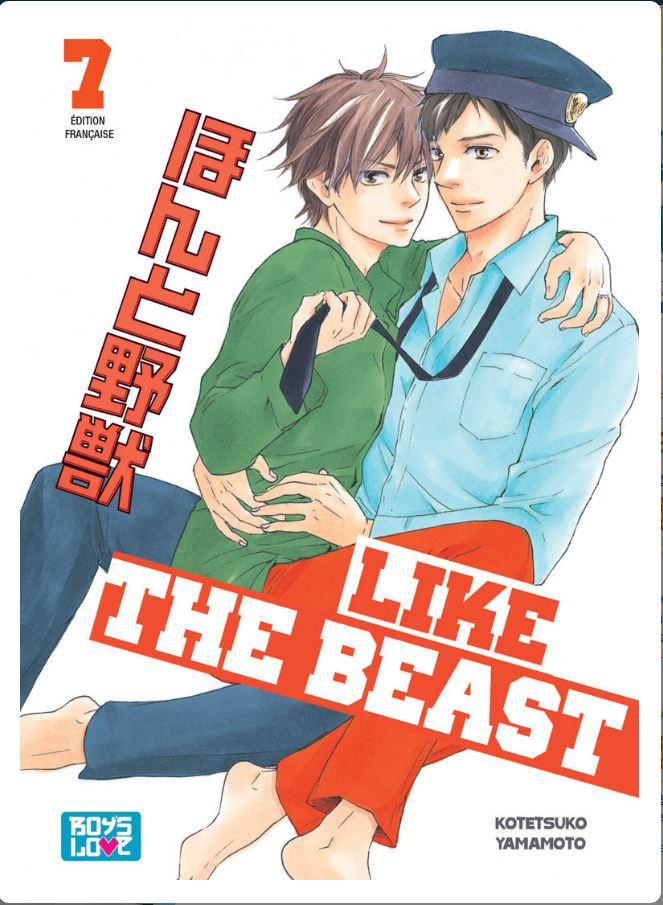 Like the Beast 7