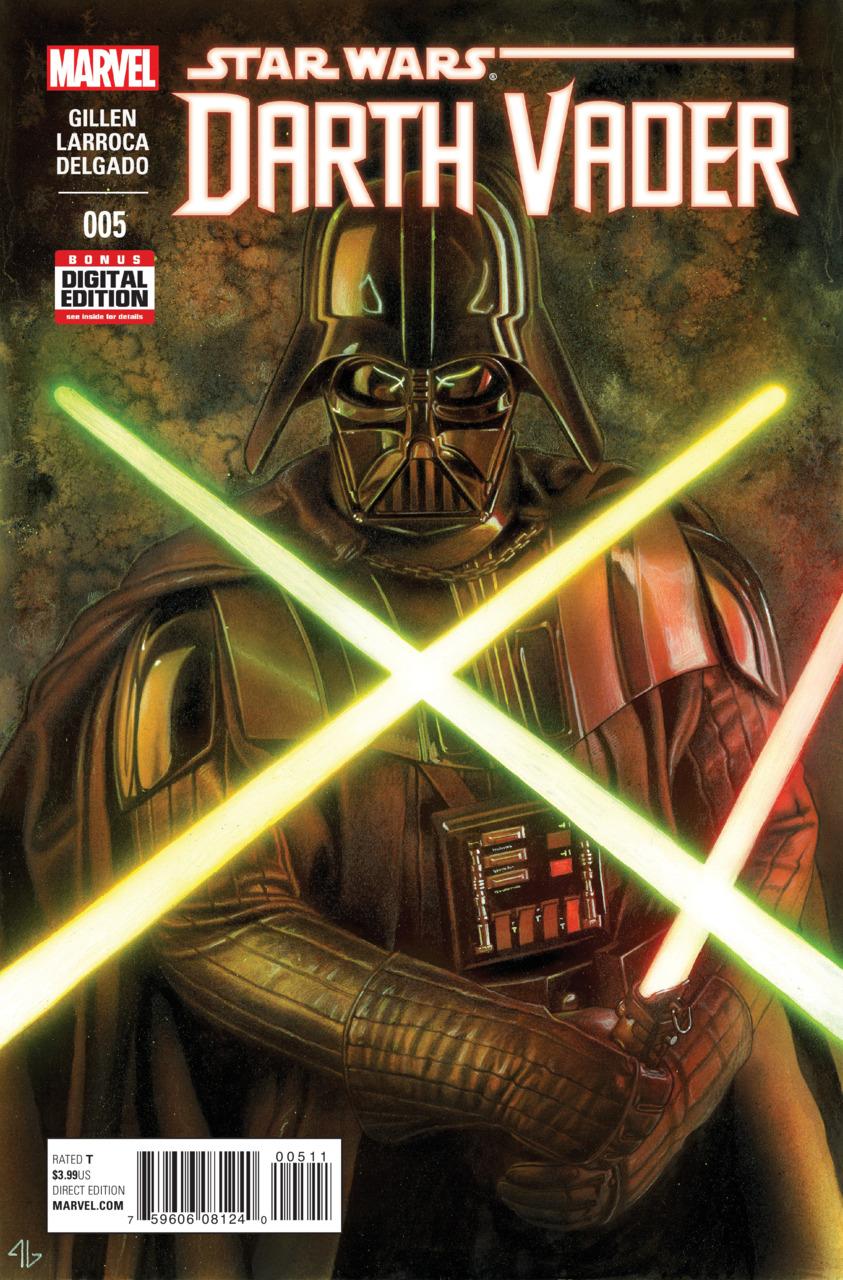 Dark Vador 5 - Book I, Part IV: Vader