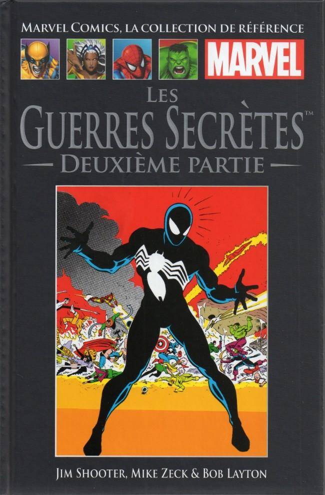 Marvel Comics, la Collection de Référence 8 - Les Guerres Secrètes - Deuxième partie