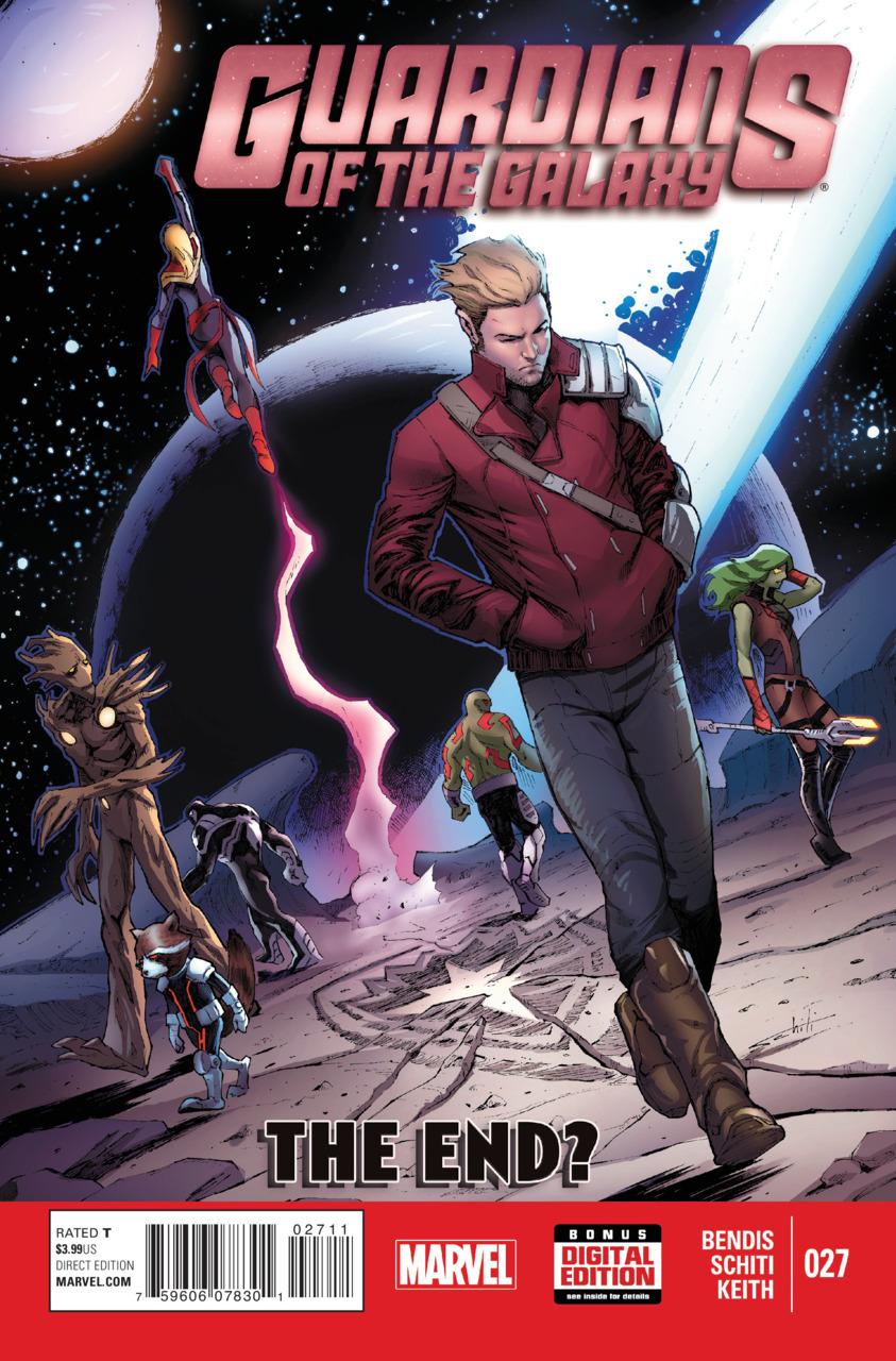 Les Gardiens de la Galaxie 27 - Issue 27