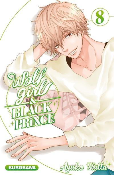 Wolf girl and black prince 8