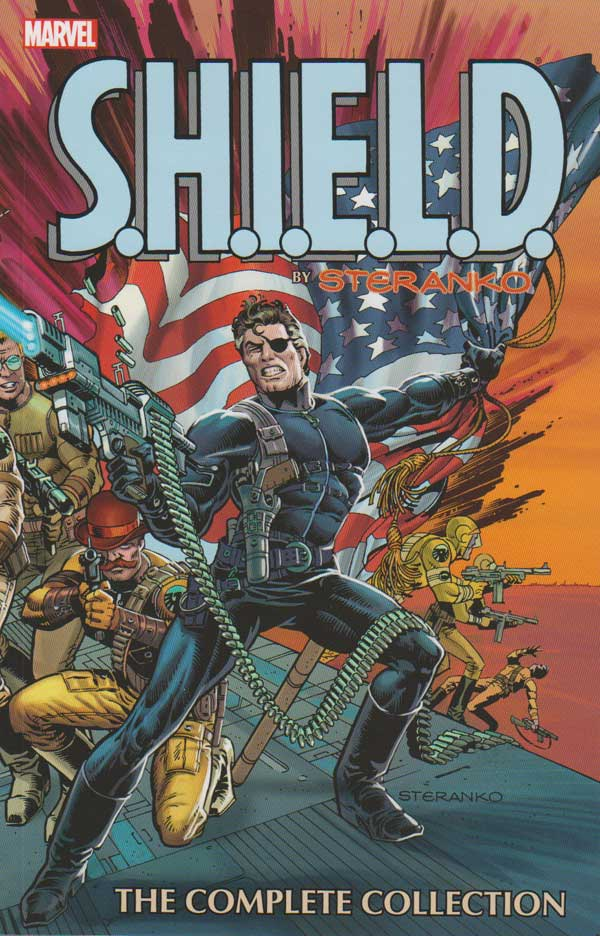 S.H.I.E.L.D. by Steranko 1 - S.H.I.E.L.D. by Jim Steranko: The Complete Collection