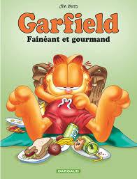 Garfield 12 - Fainéant et gourmand