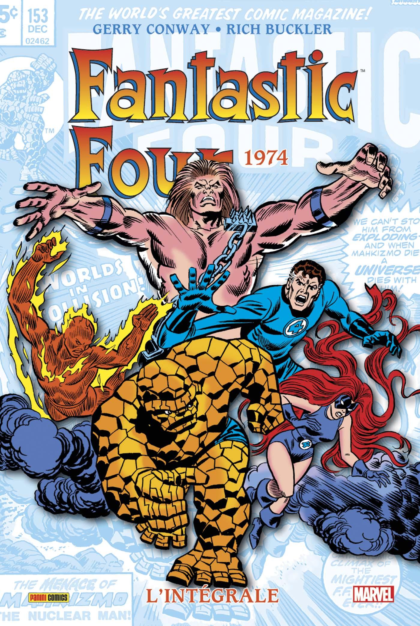 Fantastic Four 1974 - 1974