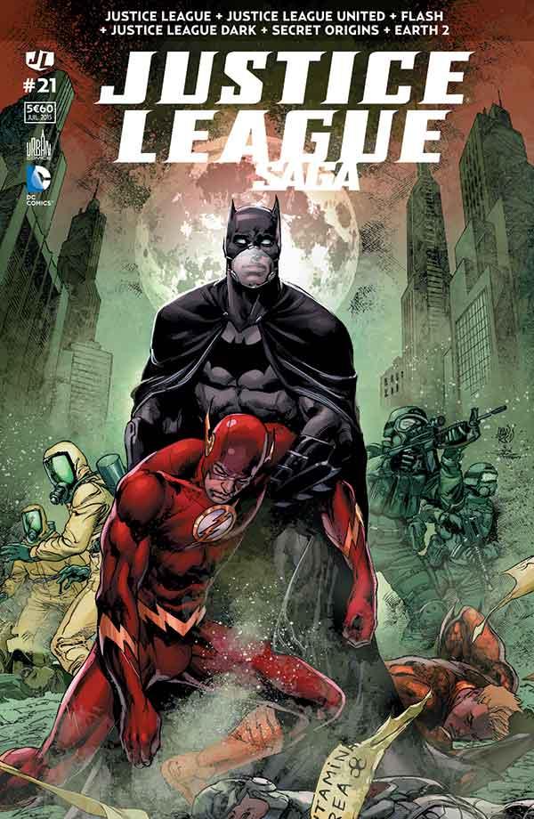 Justice League Saga 21