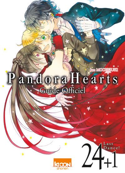 Pandora Hearts 24+1 1