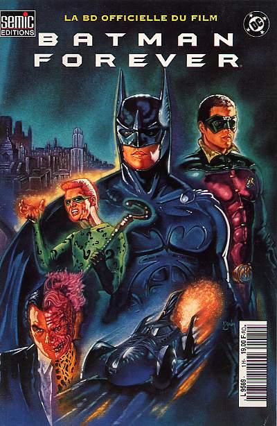 Batman Hors-Série 1 - Batman Forever