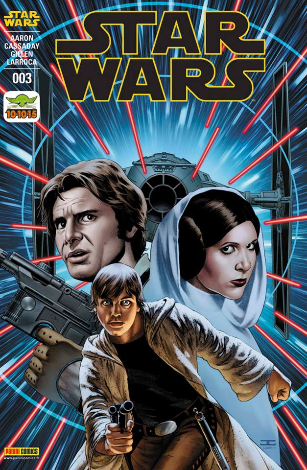 Star Wars 3 - Couverture A (John Cassaday – tirage 75%)