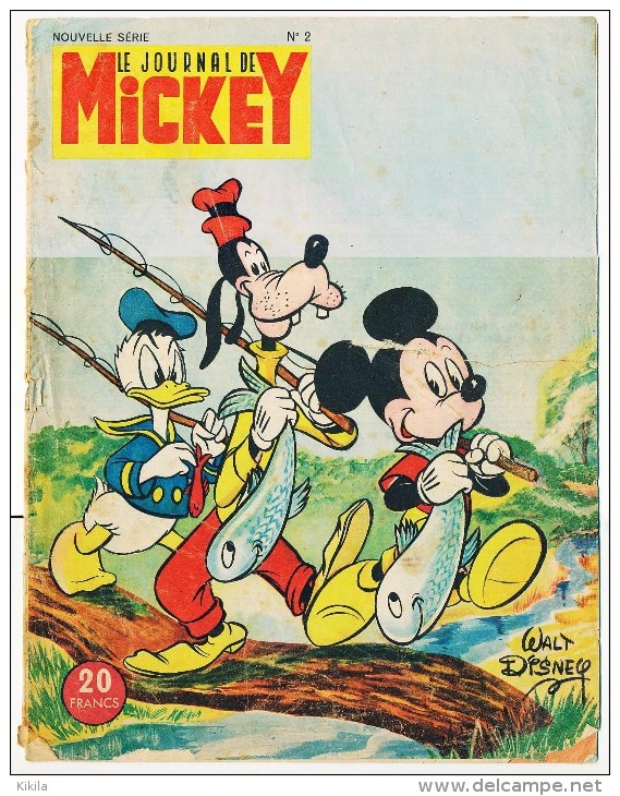 Le journal de Mickey 2