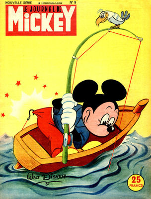 Le journal de Mickey 9