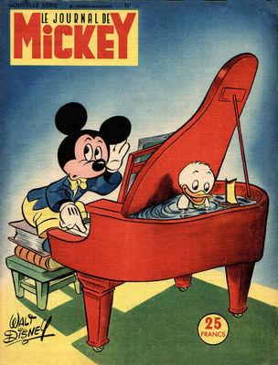 Le journal de Mickey 11
