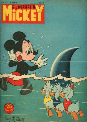 Le journal de Mickey 16
