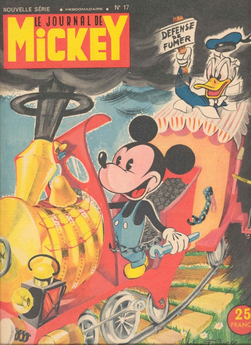 Le journal de Mickey 17