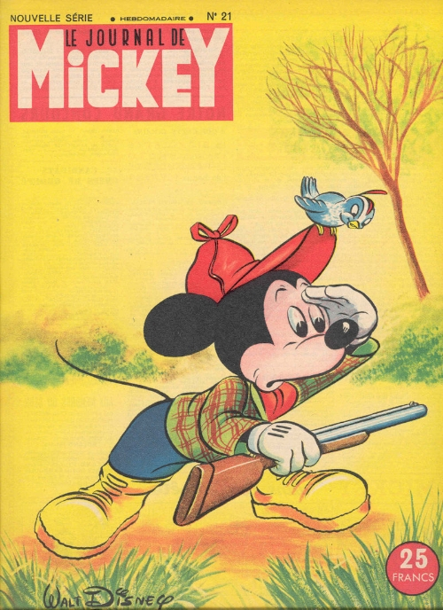 Le journal de Mickey 21