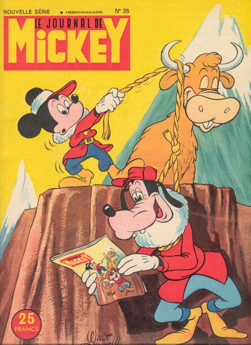 Le journal de Mickey 26