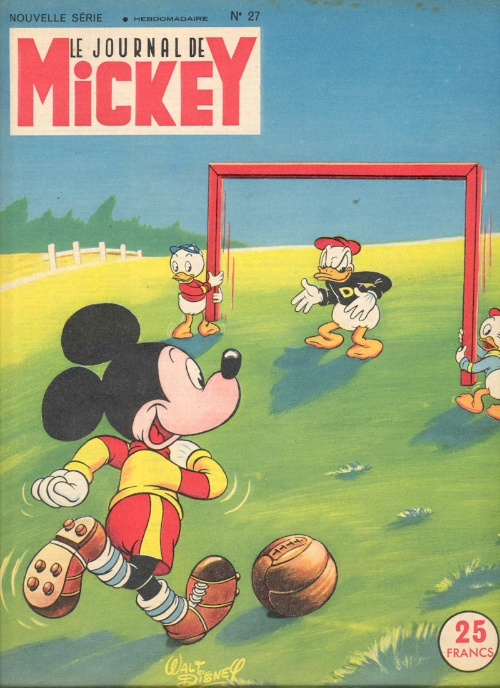 Le journal de Mickey 27