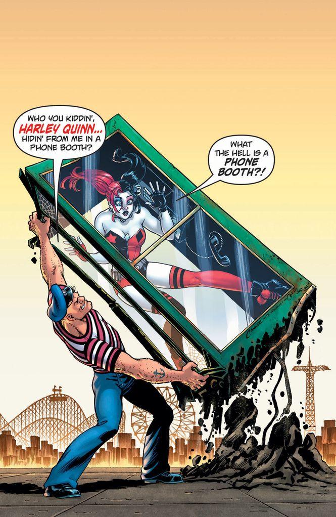 Harley Quinn 18
