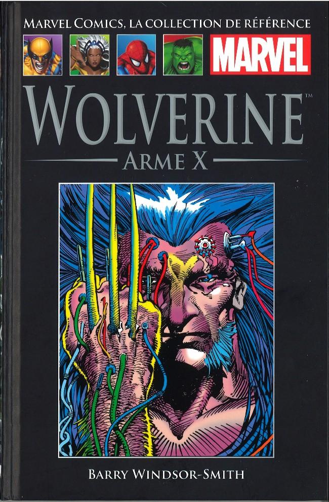 Marvel Comics, la Collection de Référence 13 - Wolverine - Arme X