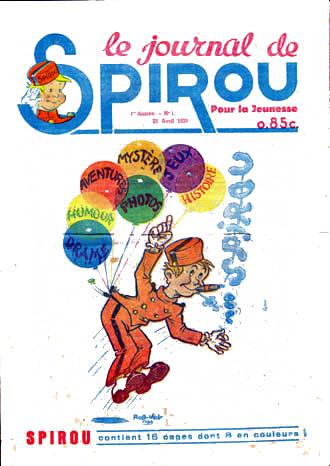 Le journal de Spirou 1