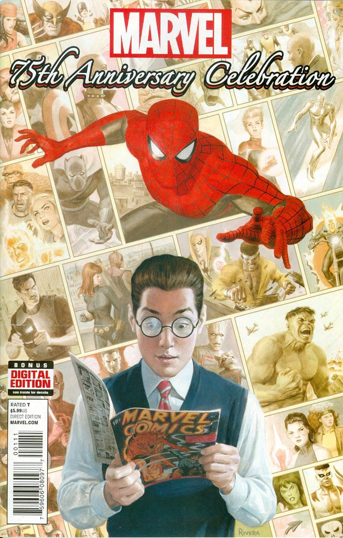 Marvel 75th Anniversary Celebration 1