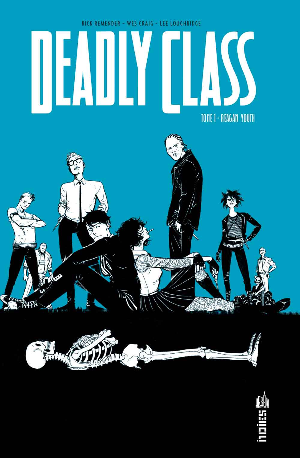 Deadly Class 1 - Reagan Youth
