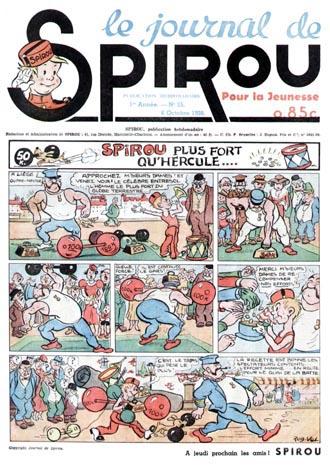 Le journal de Spirou 25