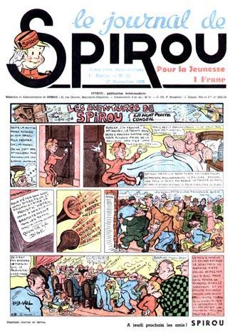 Le journal de Spirou 31