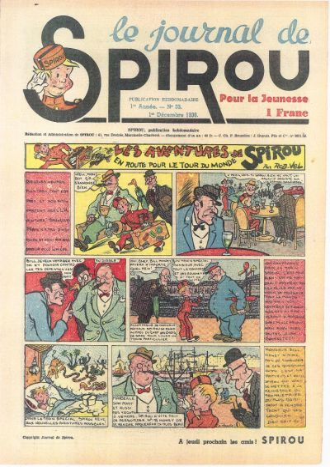 Le journal de Spirou 33