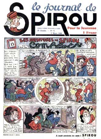 Le journal de Spirou 46