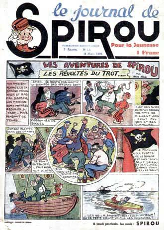 Le journal de Spirou 48