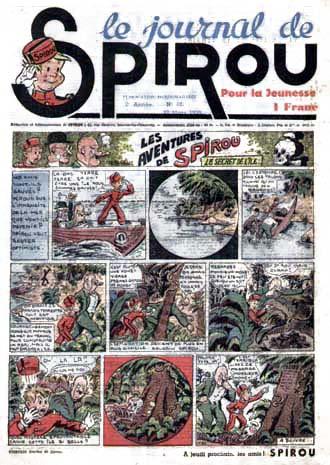 Le journal de Spirou 49